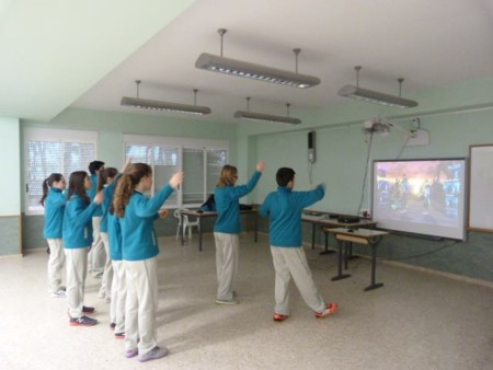 Kinect como profesor de educación física: Vicent Gadea, profesores innovadores