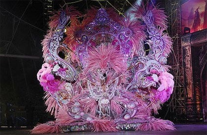 Reina Carnaval 2009