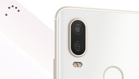 La doble cámara de los bq Aquaris X2 y X2 Pro