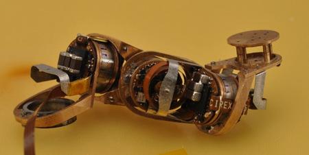 El MIT presenta un robot capaz de adoptar cualquier forma