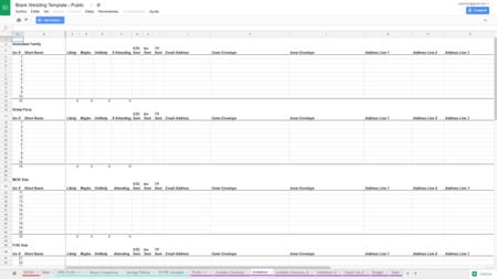 Creepy Excel De Bodas