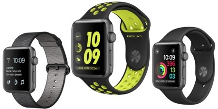 Caja Aluminio Negro Voltio Nike Apple Watch Reloj Smartwatch 3