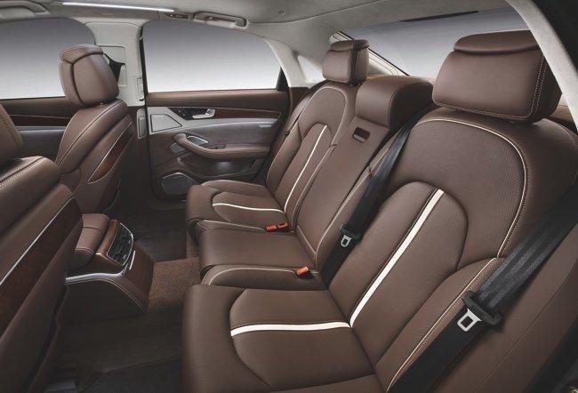 Mercedes-Benz Clase E asientos