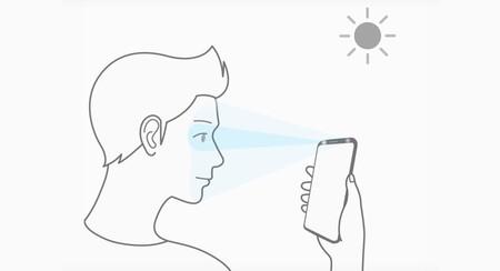 En el Galaxy S9 el escáner de iris y reconocimiento facial se combinarían en 'Inteligent Scan'
