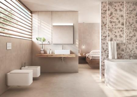 Lo nuevo de Roca Tiles presentado en Cersaie para 2017 rinde homenaje a los tejidos