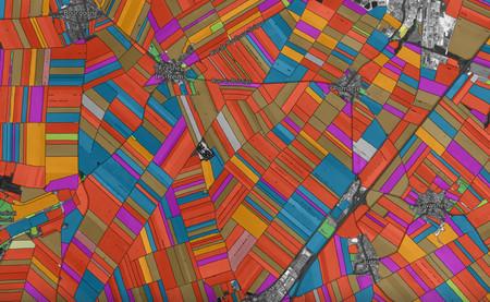 OneSoil, el mapa interactivo que transforma la agricultura mundial en auténticas obras de arte