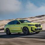 El BMW X4 2022 se actualiza con dinamismo y tecnología como estandartes