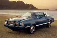 Ford Mustang: generación de 1974 a 1978