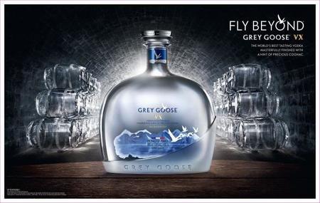 GREY GOOSE VX Vodka Exceptionnelle