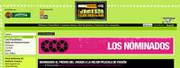 Los nominados del notodofilmfest y las azconianas finalistas