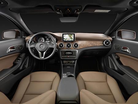 Mercedes-Benz GLA 2013, vista interior