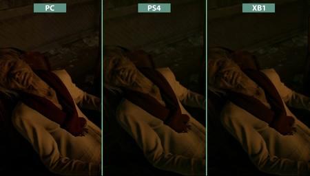 Un par de vídeos comparativos muestran las diferencias de Resident Evil 7 entre todas sus versiones