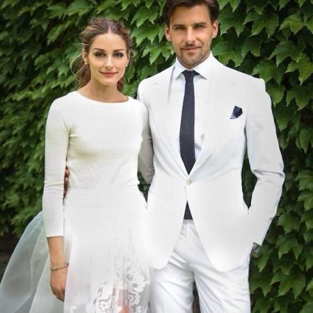 Olivia Palermo ideal elección para su boda civil