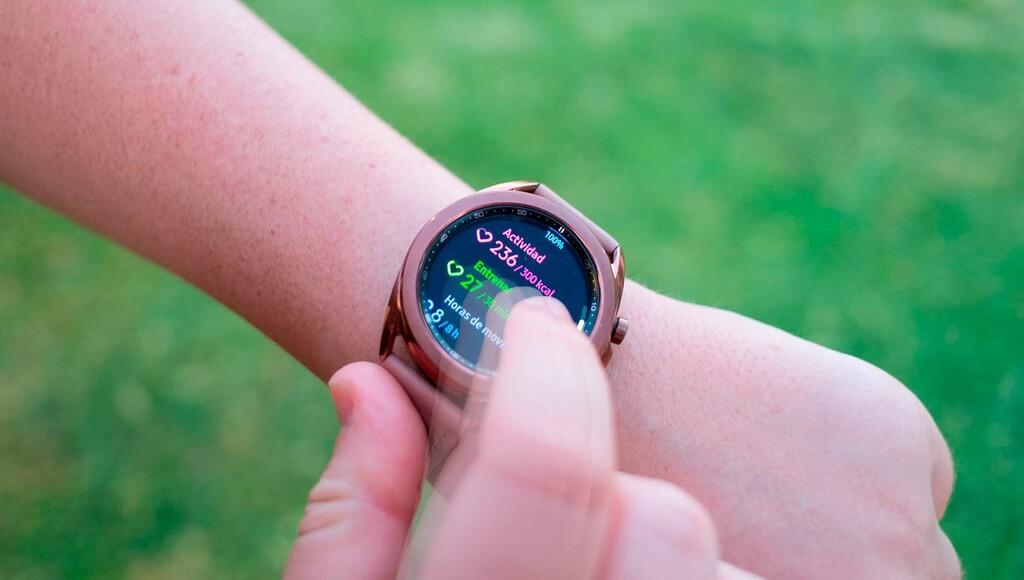 Cómo realizar capturas de pantalla en los relojes Samsung® Galaxy™ Watch
