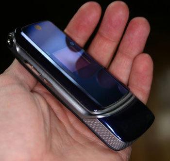 Primeras imágenes del Motorola K1, alias Canary