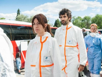 'La Zona' demuestra que en España se puede combinar thriller, drama y post-apocalipsis (y sobrevivir)