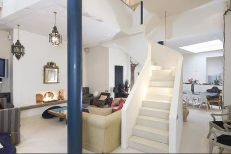 La casa de Sienna Miller