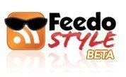 Feedo Style añade una barra con los contenidos de un feed