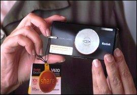 Kodak EasyShare V610 a revisión