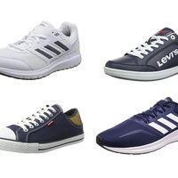 Chollos en Amazon: zapatillas Adidas y Levi's desde 22 euros en tallas sueltas