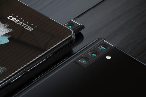 """Una nueva patente da más detalles de la posible triple cámara tipo """"periscopio"""" de los nuevos móviles Samsung"""