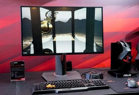 ASUS ROG Swift PG27AQ es el monitor 4K con G-SYNC y panel IPS que muchos pedían