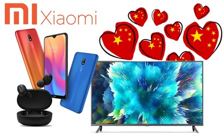 Desde China con amor: el lejano oriente celebra San Valentín con 14 ofertones Xiaomi en smartphones, televisores y auriculares inalámbricos