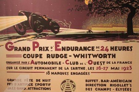 El Museo de las 24 horas de Le Mans [Mega-Galería]