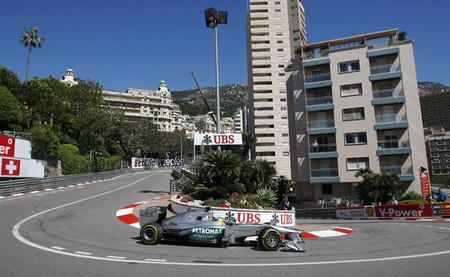 Nico Rosberg sigue dominando en Montecarlo
