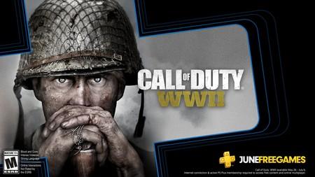 Call of Duty WWII será uno de los juegos de PlayStation Plus de junio de 2020. Y llega mañana