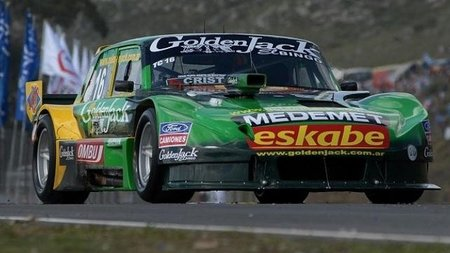 Fallece Guido Falaschi en una carrera de Turismo Carretera