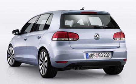 Volkswagen Golf VI, primeras imágenes oficiales
