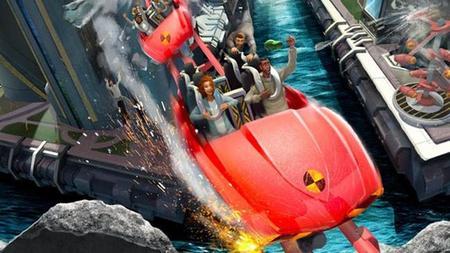 La adrenalina de ScreamRide llega mañana a Xbox One y Xbox 360 en forma de demo