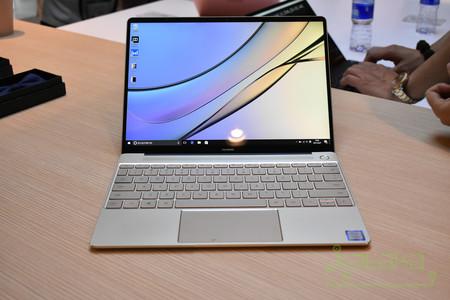 Huawei MateBook X, primeras impresiones: no sólo es hermosa por fuera, sino potente por dentro