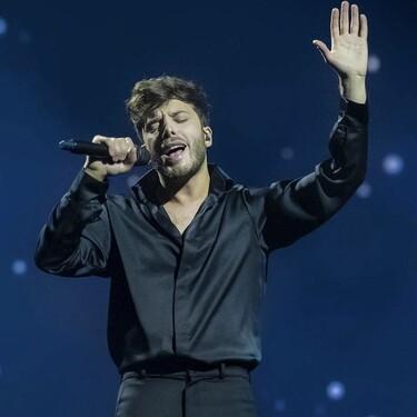 'Eurovisión 2021': El emotivo mensaje de Blas Cantó a su abuela fallecida tras interpretar 'Voy a quedarme'