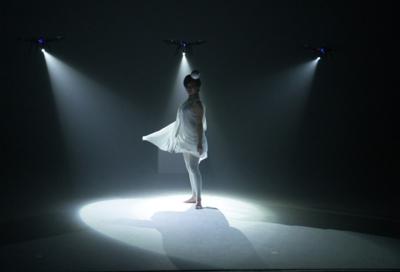 Esto es lo último y más sorprendente en iluminación: los drones