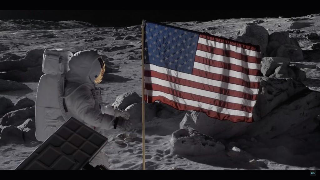 'For All Mankind': la serie sobre el aterrizaje en la luna que nos dice mucho del futuro servicio Apple TV+