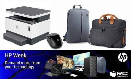 HP Week en PcComponentes: ofertas en impresoras y accesorios con descuentos de hasta el 33%