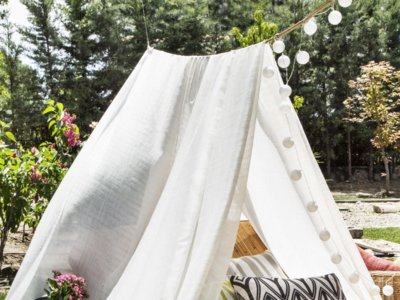 """Los inspiradores textiles que Gancedo nos sugiere para """"darle la vuelta"""" a la decoración de verano"""