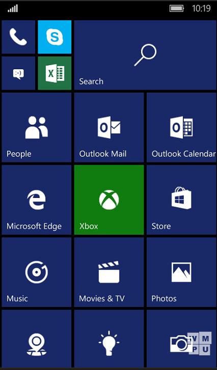 Foto de Windows 10 Mobile build 10240 (29/46)