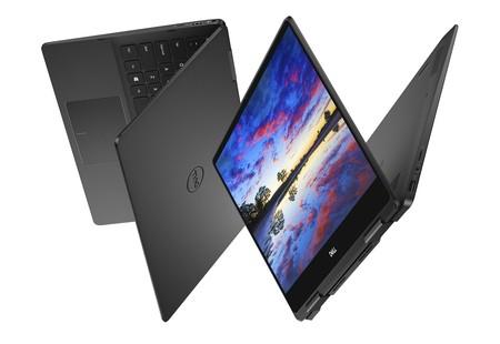 Dell renueva su línea Inspiron 7000 2-en-1: cuerpo de aluminio, bordes más pequeños y chips Intel de 8va generación