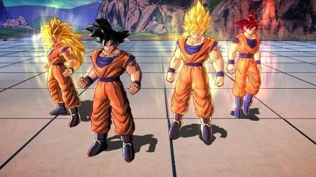 Voces japonesas y dos nuevos personajes en los nuevos DLC de Dragon Ball Z: Battle of Z