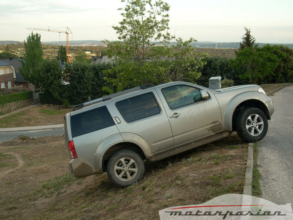 Foto de Nissan Pathfinder (prueba) (20/48)