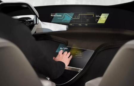 Hologramas táctiles en tu coche: así es como BMW quiere conquistar a los conductores del futuro