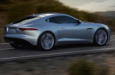 Jaguar F Type Coupe