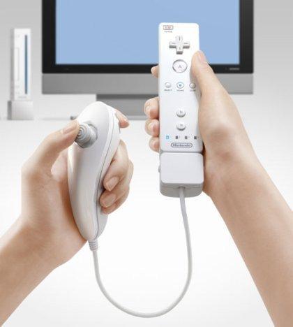 Nintendo Revolution: los primeros en probar el pad