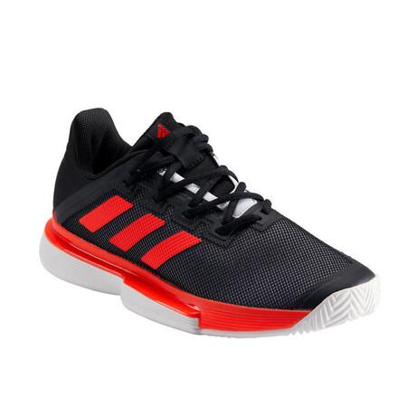 Zapatillas De Tenis Adidas Solematch Bounce Multi Court Hombre Negro