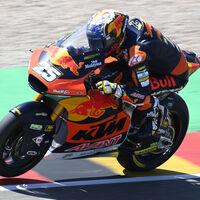 ¡Órdago! Raúl Fernández bate el récord de Sachsenring para hacer su tercera pole position en Moto2