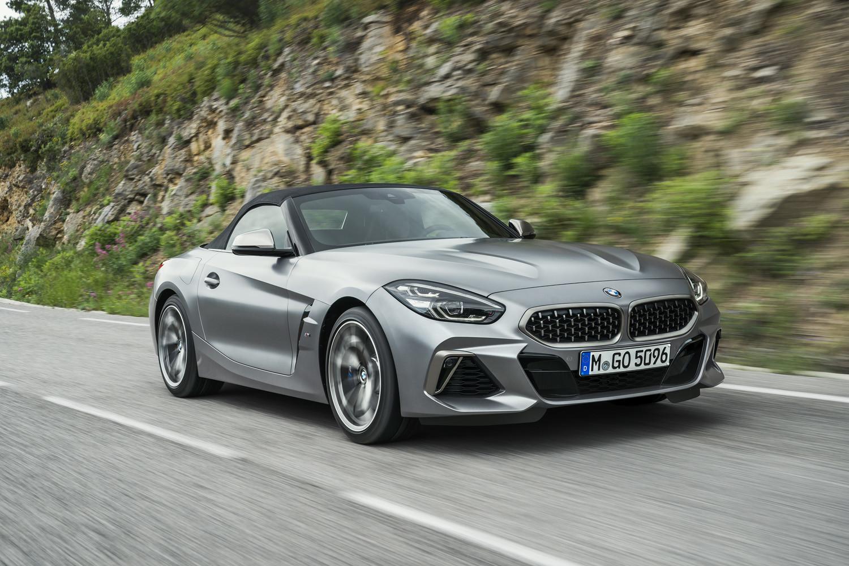 Foto de BMW Z4 (32/56)