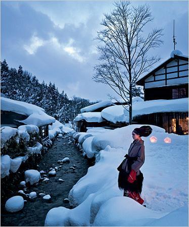 Winter Fashion in Japan
